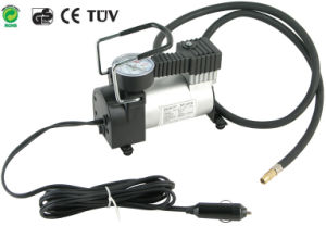 12V Auto Heavy Duty Screw Twin Head Air Compressor for Car pictures & photos