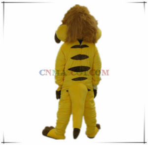 Great Quality Fox Fur Mascot Costume pictures & photos