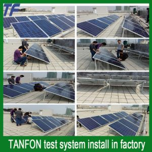 Installed Australia 2000W Ground Solar Mounting System manufacturer Price pictures & photos