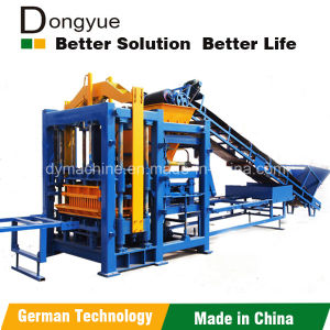 Qt8-15 Hollow Solid Concrete Automatic Brick Production Line pictures & photos