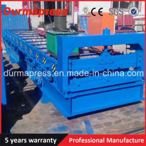 China Standing Seam Roof Panel Roll Forming Machine pictures & photos