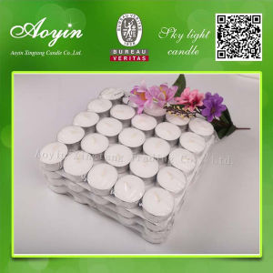 12g White Scented Tealight Candle Tea Light Candle Wholesale pictures & photos