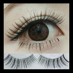3D Mink Eyelash Silk Eyelash Horse Hair Eyelash