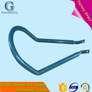 Custom Powder Coating Tube Bending of Agricultural Machinery Part pictures & photos