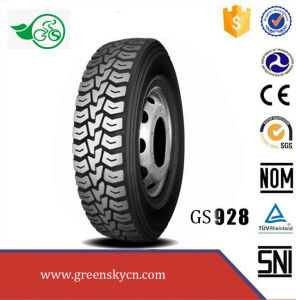 High Quality All-Steel Radial Tyre Tubeless Rubber Truck Tyres Exporter315/80r22.5 pictures & photos