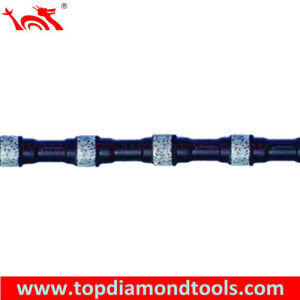 Diamond Wire for Granite Quarry Cutting pictures & photos