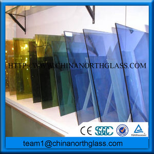 Reflective Glass for Curtain Wall Building pictures & photos