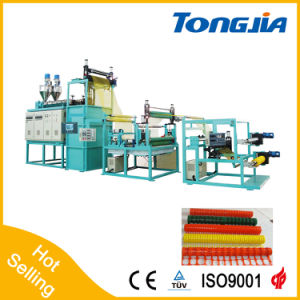 PE Safety and Warning Fence Making Machine pictures & photos