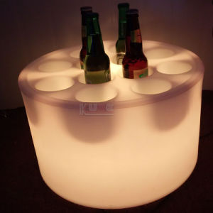 LED Ice Bucket for Wedding Garden Party Christmas Decoration pictures & photos