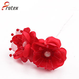 2015 Hot New Products Table Wedding Decoration Artificial Flowers pictures & photos
