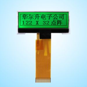 122X32 Stn Graphic LCD Module (Size: 65.6X28.8 mm)