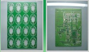 Security Door PCB Board (D60)