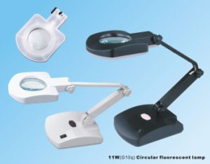 """3.5"""" 3diopter/8diopter Table Base LED Magnifier Lamps pictures & photos"""
