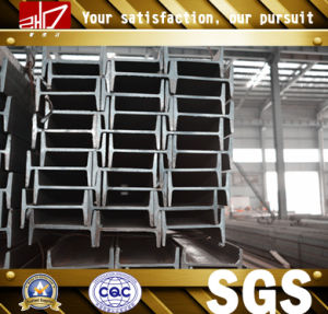 JIS 200*100 Steel I Beam for Building pictures & photos