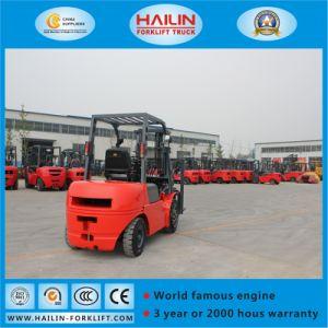 3.0ton Diesel Forklift, Isuzu Engine pictures & photos