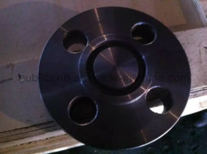 ASTM A105 Carbon Steel Pipe RF Blind Flange pictures & photos