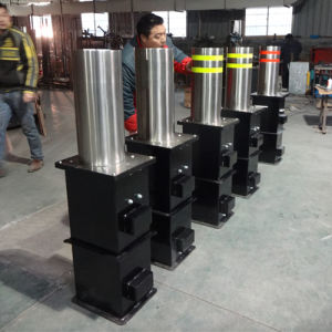 Semi-Automatic Rising Bollard pH300 pictures & photos