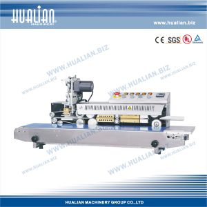 Hualian 2017 Color Ribbon Printing Band Sealer (FRS-1010I) pictures & photos