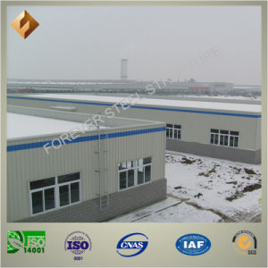 Professional Manufacturer Prefab Steel Structure Warehouse