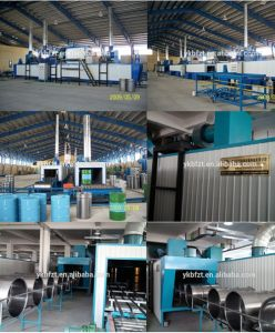 Full Automatic Steel Barrel Manufacturing Equipment 55 Gallon 210 Liter pictures & photos