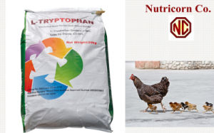 Amino Acids Feed Grade Animal Feed L-Tryptophan pictures & photos