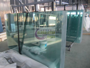 5mm Clear Tempered Glass for South Africa Market pictures & photos