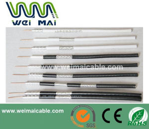 RG6 Coaxial Cable, 75ohm RG6 TV Cable pictures & photos