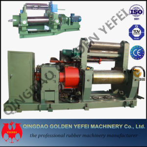 High Technical Rubber Two Roll Rubber Mixing Mill (CE/ISO) pictures & photos
