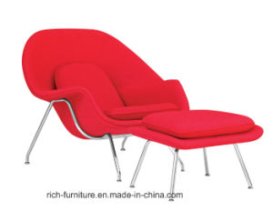 Modern Womb Chair and Ottoman/Womb 2seater Sofa/Replica Womb Chair pictures & photos