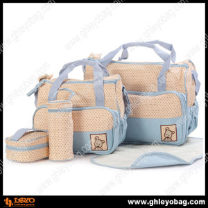 Wholesale Stylish Nylon Nappy Mommy Baby Diaper Bag