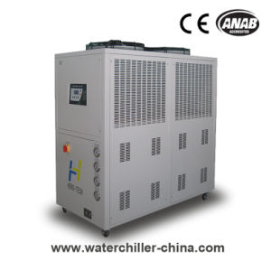 Energy Saving Air Cooled Industrial Chiller with Danfoss Compressor pictures & photos