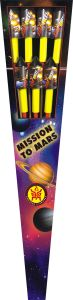 Mision to Mars (KL3021) Rocket Firework