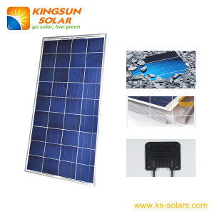 120W Special Size Mono Solar Cell Modules pictures & photos