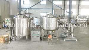 BS1000 High Quality 1000L Stainless Steel Pasteurizer Sterilization Equipment for Dairy pictures & photos