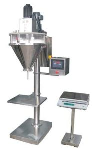Semi-Automatic Weighter Filling Machine (MD-LG) pictures & photos