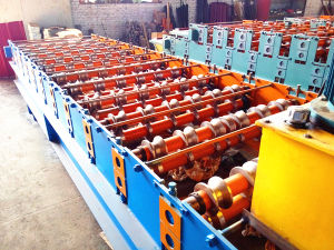 Wall and Roof Sheets Roll Forming Machine Manufacturer pictures & photos