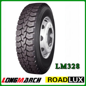 Longmarch Driving Tyre 315/80r22.5 (LM328) pictures & photos