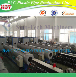 Plastic Conduit Pipe Making Machine/Extrusion Machine pictures & photos