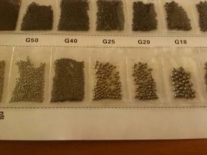 G80 Sandblasting Abrasive Cast Steel Grit pictures & photos