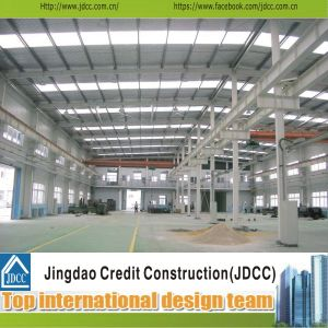 Prefab Steel Structural Building Warehouse Jdcc1016 pictures & photos