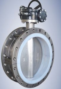 Gear Operated Flanged Type Butterfly Valve (D341X-150LB) pictures & photos