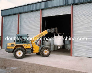 Prefabricated Steel Structure Warehouse Building (DG1-018) pictures & photos