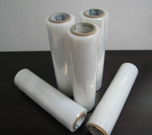Clear Stretch Wrap Film Roll pictures & photos