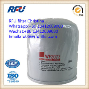 Wf2073 High Quality Rfu Water Filter for Fleetguard (WF2073) pictures & photos