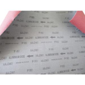 Jz461 Flexible Coated Aluminum Oxide Abrasive Cloth Roll