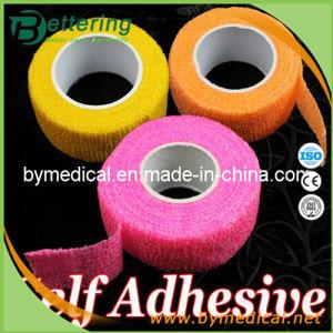 Non Woven Cohesive Bandage 2.5cm pictures & photos
