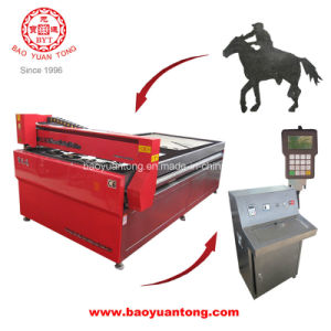 CNC Metal Plasma Cutting Machine Bdl1326 pictures & photos