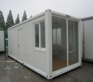 Mobile Container House for Shop/Dormitory/Site Office/Labor Camping pictures & photos