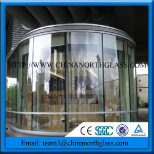 Igu/Double Glazing/Hollow Glass Curved Glass CE/SGS Approved pictures & photos