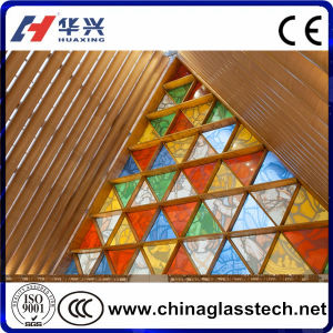 China waterproof decorative tempered art glass panels for Decorative tempered glass panels